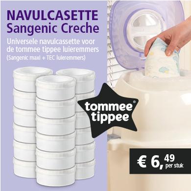 Tommee Tippee Sangenic Creche navulcassette