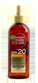 Garnier Ambre Solaire Oilspray F20