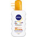 Nivea Kids Protect & Sensitve Zonnespray F50