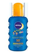 Nivea Sun sunspray Protect Kids F50
