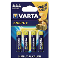 Varta Batterij Varta AAA