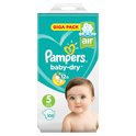 Pampers Baby-Dry maat 5 Junior 11-16 kg Giga pack