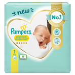 Pampers Premium Protection New Baby (1) 2-5 kg