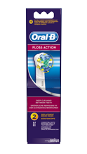 Oral-B Floss Action Opzetborstels
