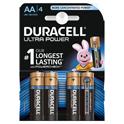 Duracell Ultra Power AA incl. stibat