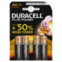 Duracell Plus Power AA incl. stibat