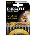 Duracell Duracell Plus Power 10x8 AAA incl. stibat
