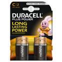 Duracell Plus Power C incl. stibat