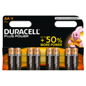 Duracell Plus Power AA incl. stibat