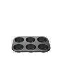 Muffinvorm voor 6 muffins