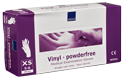 Abena Handschoenen poedervrij vinyl XS