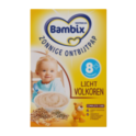 Bambix Bambix Zonnige ontbijtpap Licht volkoren, 8 mnd