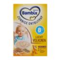Bambix Zonnige ontbijtpap Licht volkoren, 8 mnd