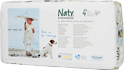 Naty Ecologische luiers 4+ maxi economy