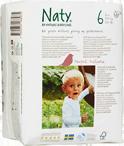 Naty Ecologische luiers 6 junior
