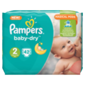 Pampers Baby Dry mini (2) 3-6kg