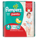 Pampers Baby-Dry Pants Maxi (4) 8-14kg