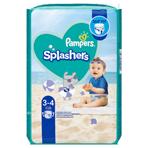 Pampers Splashers Zwemluiers Maat 3-4 6-11 kg