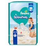 Pampers Splashers Zwemluiers Maat 4-5 9-15 kg