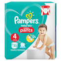Pampers Pampers Baby-Dry Pants Maxi (4) 9-15kg
