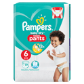 Pampers Baby-Dry Pants Extra Large (6) 15+kg