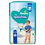 Pampers Splashers Zwemluiers Maat 5-6 11-18 kg