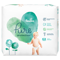 Pampers Pure Protection (4) 9-14 kg