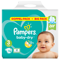 Pampers Baby-Dry (3) 6-10 kg