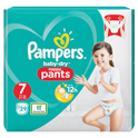 Pampers Baby-Dry Pants (7) 17+ kg