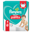 Pampers Baby-Dry Pants (4) 9-15kg