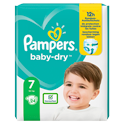 Pampers Baby-Dry (7) 15+ kg