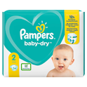 Pampers Baby-Dry (2) 4-8 kg