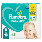 Pampers Pampers Baby-Dry mt (8) 17+kg