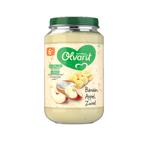 Olvarit Banaan appel yoghurt 6mnd