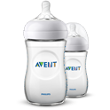 Avent Natural Zuigfles 1m+ Duo