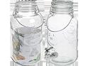 Drankdispenser glas 4 liter