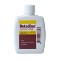 Betadine Jodium 120ml 100mg/ml