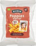 Biobim Poppies carrot, Bio