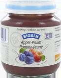 Biobim Appel-pruim 4 mnd, Bio