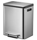 EKO EKO Ecocasa Recycling Bin 15+15 ltr