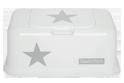 Funkybox Billendoekjes box wit sterretjes