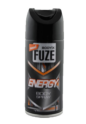 Body-X Deospray Fuze Energy Body-X