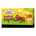 Farm Brothers Farm Brothers Kids Cookies Natural, Bio