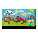 Farm Brothers Farm Brothers Kids Cookies Chocolate Chip, Bio
