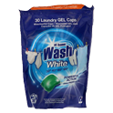 At Home At Home Wash White Wascapsules