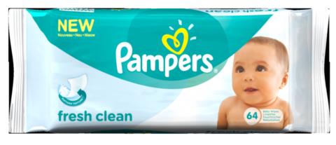 Doekjes Baby Fresh Clean Navulpak