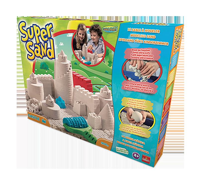 Super Sand kasteel